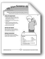 My Five Senses--Hearing (Characteristics of Organisms)
