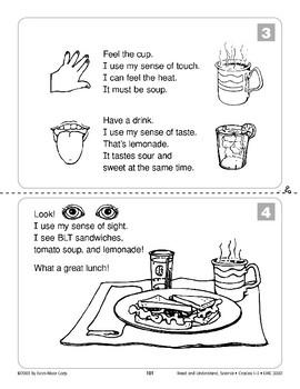 My Five Senses (Life Science/Five Senses)