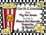 My Five Senses Reports!