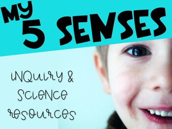 My Five Senses Science Resources Bundle