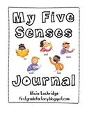 My Five Senses Science Unit