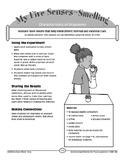 My Five Senses--Smelling (Characteristics of Organisms)