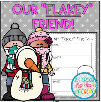 Our Flakey Friends...Snowmen Activities and Craft!