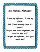 My Florida Alphabet Line with song lyrics
