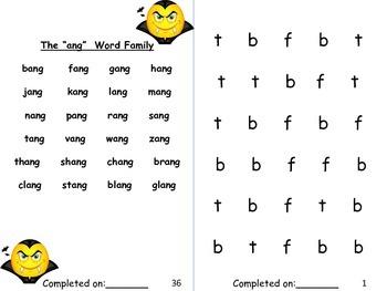 My Fluency Practice Book