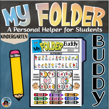 My Folder Buddy-A Personal Helper for Students {K-1}
