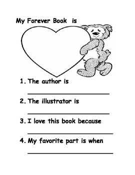 My Forever Book