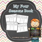 My Four Seasons Book- A Science FREEBIE!