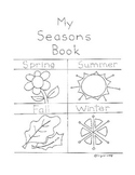 My Four Seasons Book and Reader's Theatre Plays