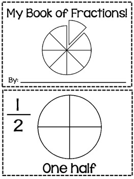 My Fraction Book