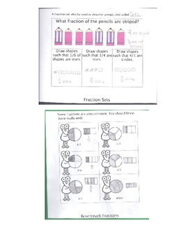 My Fraction Flipbook