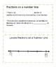 My Fraction Notebook - 3rd Grade Math