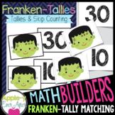 My Frankenstein - Halloween Tally Math Game