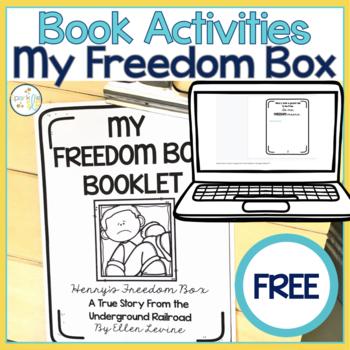 Henry's Freedom Box:  My Freedom Box Booklet FREEBIE