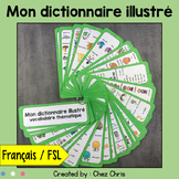 My French Picture Dictionary - Vocabulary - Mon dictionnaire illustré