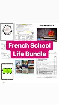 My French School Bundle