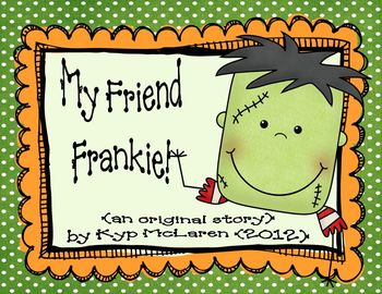 My Friend Frankie (emergent reader)