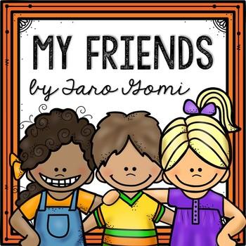 My Friends by Taro Gomi Book Companion