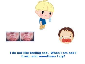 My Friend's Feelings