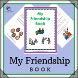 My Friendship Book - 23 Pages - Just Print!