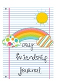My Friendship Journal (Girl Version)