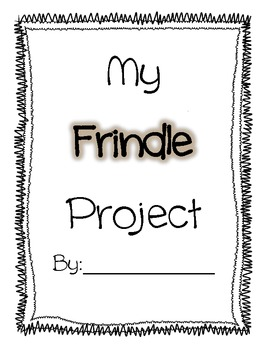My Frindle Project