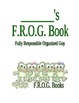 My Frog Book Cover and Parent Letter