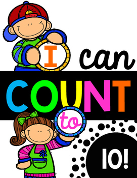 I Can Count to Ten!