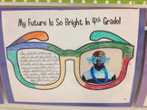 My Future Is So Bright! Goal Setting Activity