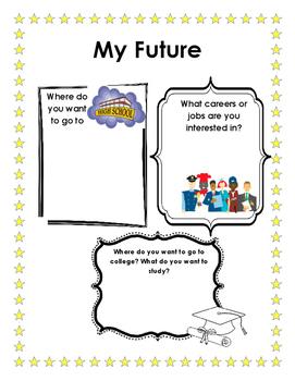 My Future - Leadership Notebooks