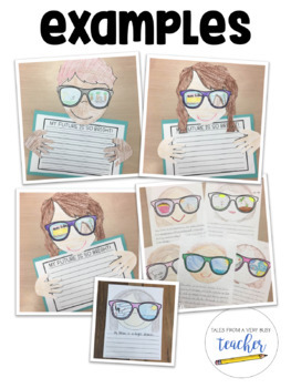 My Future is So Bright {Writing Craftivity}