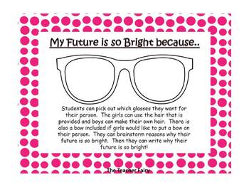 My Future is so Bright! - Writing