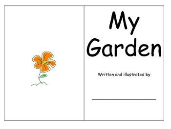 My Garden Book