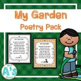 My Garden Shared Reading Set