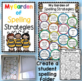 FLASH FREEBIE My Garden of Spelling Strategies