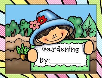 My Gardening Book