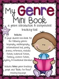 My Genre Mini Book: A Genre Introduction & Independent Tra
