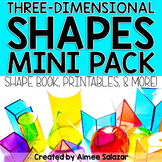 3D Shapes Book