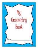 My Geometry Book (2D Shapes)