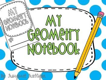 My Geometry Notebook