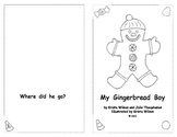 My Gingerbread Boy Printable Book