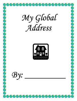 My Global Address Student Book