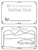My Go-Along-Animals Habitat Book
