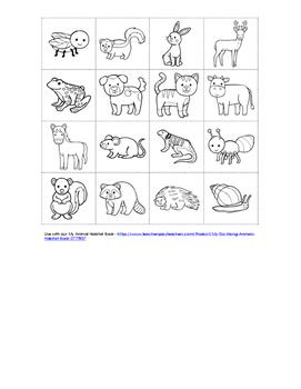 My Go-Along-Animals (Katy No-Pocket)