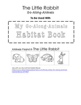 My Go-Along-Animals (The Little Rabbit)