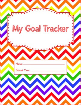 My Goal Tracker - Student Generated Data Collection