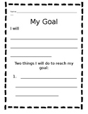 My Goals