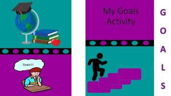 My Goals Activity
