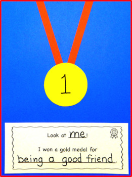 My Gold Medal   One and Done Project