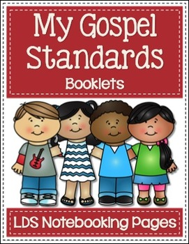 My Gospel Standards Booklets